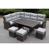 Amalfi Casual Sofa Dinning Set