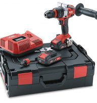Flex PD 2G 18.0 2 Speed Cordless Impact Drill with 2 X 2.5AH Batteries and Charger